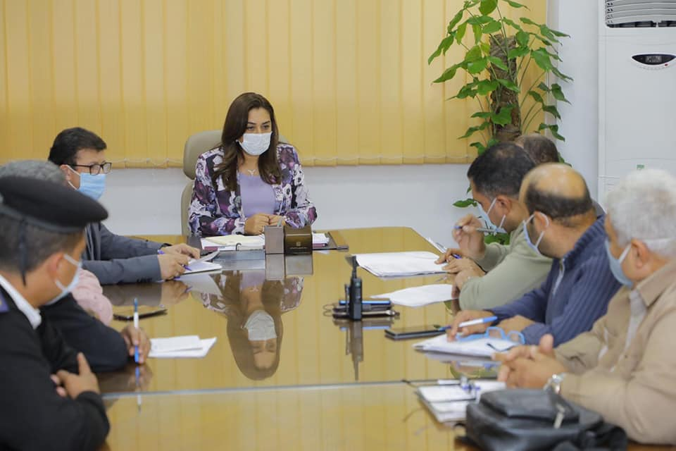 محافظ دمياط تعقد إجتماعاً لبحث مخطط تطوير موقف شركة شرق الدلتا للنقل والسياحة